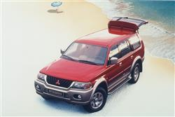 Car review: Mitsubishi Shogun Sport/Challenger (1998 - 2009)