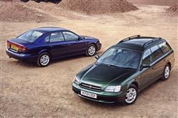 Car review: Subaru Legacy (1999 - 2003)
