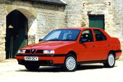 Car review: Alfa Romeo 155 (1992 - 1998)