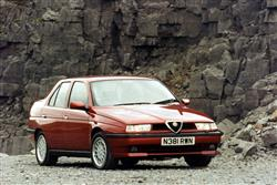 Car review: Alfa Romeo 155 (1992 - 1998)