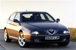 New Alfa Romeo 166 (1999 - 2005) review