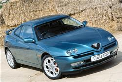 Car review: Alfa Romeo GTV (1996 - 2006)