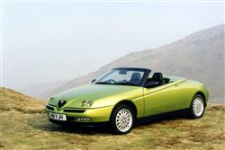 New Alfa Romeo GTV (1996 - 2006) review