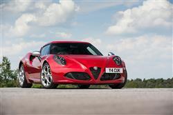 Car review: Alfa Romeo 4C (2013 - 2020)