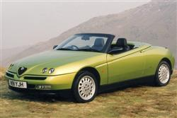 Car review: Alfa Romeo Spider (1996 - 2005)