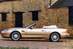 Car review: Aston Martin DB7 (1994 - 2004)
