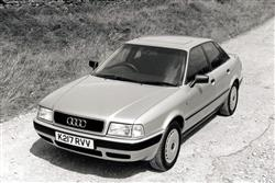 Car review: Audi 80 (1991 - 1995)