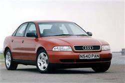 Car review: Audi A4 (1995 - 2001)