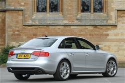 Car review: Audi A4 (2008 - 2012)