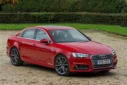 Car review: Audi A4 (2015 - 2019)