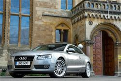 Car review: Audi A5 Coupe (2012 - 2015)