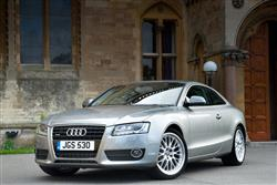 New Audi A5 Coupe (2011 - 2016) review