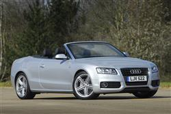 Car review: Audi A5 Cabriolet (2009 - 2016)