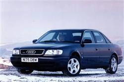 Car review: Audi A6 (1994 - 1997)