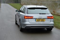 New Audi A6 Avant (2014 - 2017) review