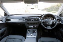 New Audi A7 Sportback (2011 - 2014) review