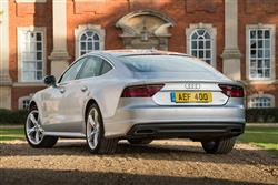 New Audi A7 Sportback (2014 - 2017) review