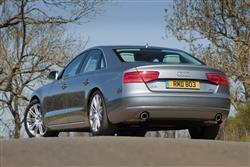 Car review: Audi A8 (2010 - 2013)