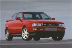 Car review: Audi Coupe (1989 - 1996)