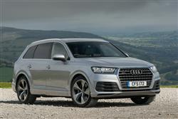 Car review: Audi Q7 [TYPE 4M] (2015 - 2019)