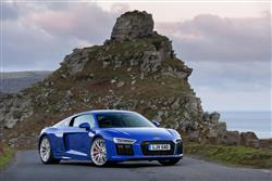 New Audi R8 Coupe (2015 - 2018) review