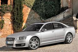 Car review: Audi S8 (2006 - 2010)