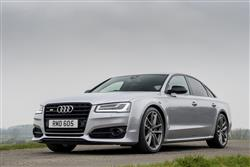 Car review: Audi S8 (2012 - 2017)