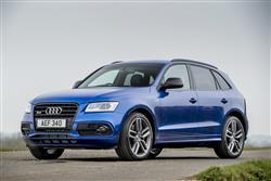 New Audi SQ5 TDI (2012 - 2016) review