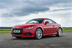 Car review: Audi TT Coupe (2014 - 2018)