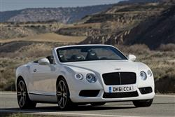 Car review: Bentley Continental GTC (2011 - 2018)