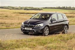 Car review: BMW 2 Series Active Tourer (2014 - 2018)