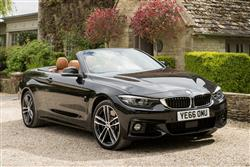 Car review: BMW 4 Series Convertible [F33] (2014 - 2020)