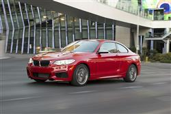 New BMW 4 Series Coupe (2013 - 2017) review