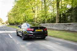 New BMW 4 Series Coupe (2017 - 2020) review