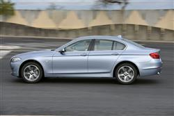 New BMW 5 Series ActiveHybrid5 (2013 - 2015) review