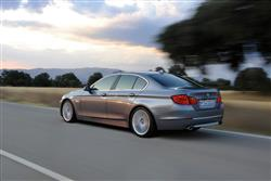 New BMW 5 Series (2010 - 2013) review