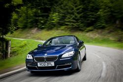 New BMW 6 Series Gran Coupe (2012-2015) review