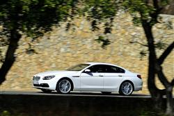 New BMW 6-Series Gran Coupe (2015 - 2018) review