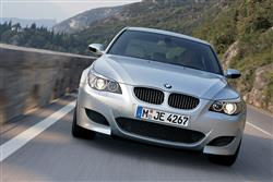 Car review: BMW M5 (2005 - 2010)