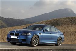 Car review: BMW M5 (2011 - 2017)