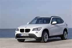 New BMW X1 (2009 - 2012) review