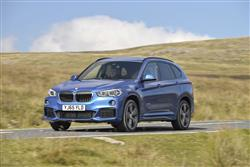 Car review: BMW X1 [F48] (2015 - 2019)