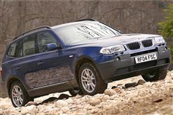 Car review: BMW X3 (2004 - 2010)