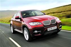 New BMW X6 (2008 - 2011) review