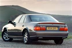 New Cadillac Seville (1998 - 2002) review
