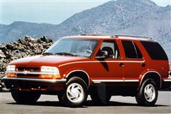 Car review: Chevrolet Blazer  (1999 - 2002)