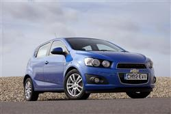 Car review: Chevrolet Aveo (2012-2015)