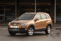 Car review: Chevrolet Captiva (2007-2011)