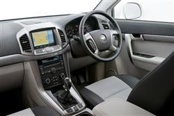 New Chevrolet Captiva (2011-2015) review