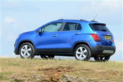New Chevrolet Trax (2013-2015) review